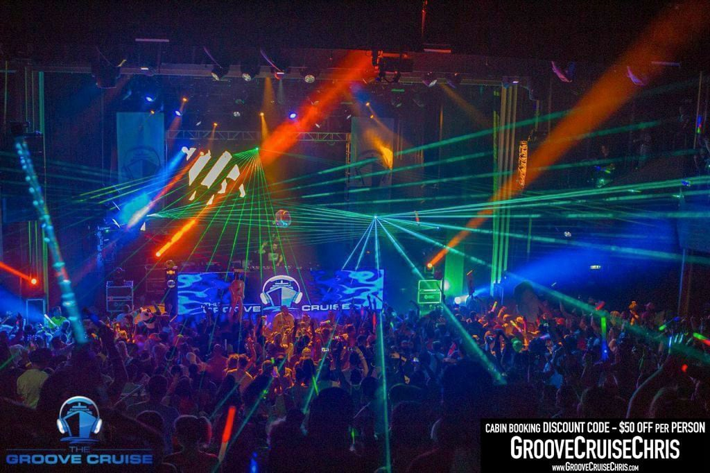Rave On A Cruise Ship On Groove Cruise Miami 2016  Groove