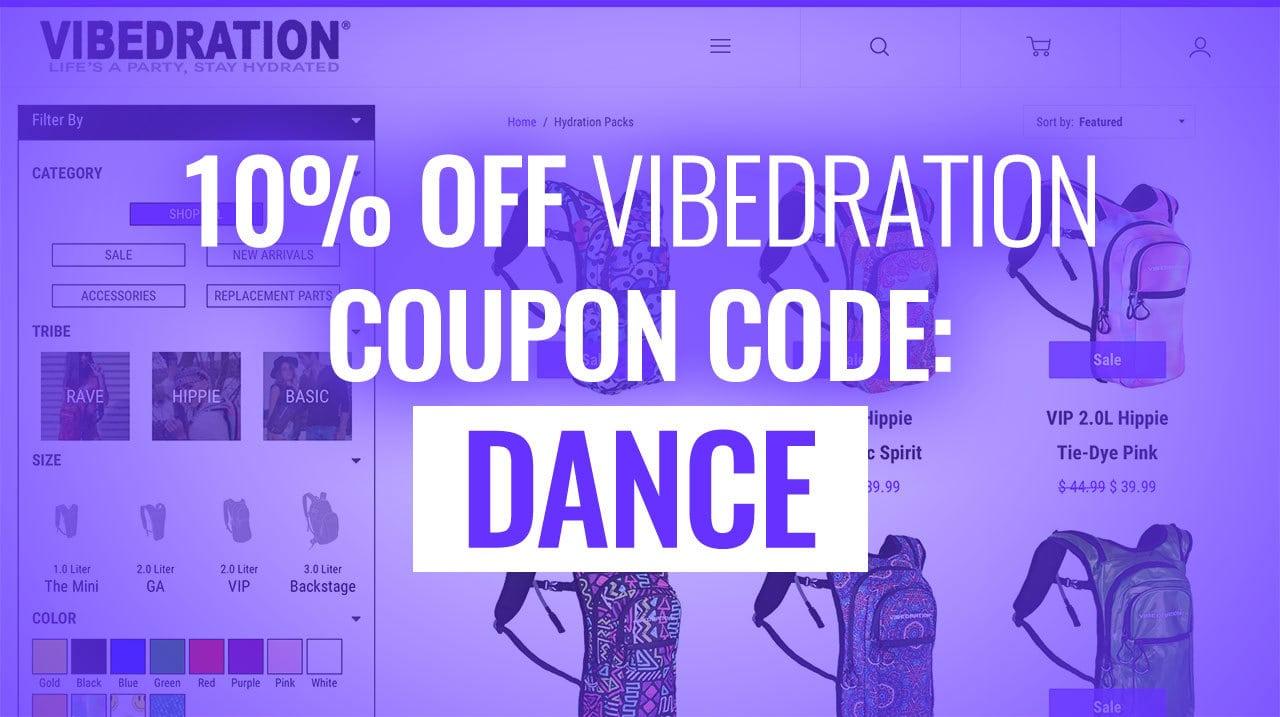 vibedration coupon code