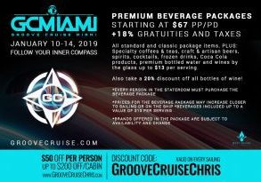 groove cruise miami 2019 drink package 300x205 landscape